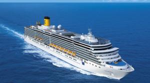 Вакансии на круизные лайнеры от Costa Cruises