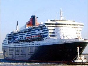 Cunard Line предлагает жениться на круизном лайнере
