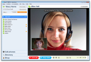 Собеседование по стажировке в Турции проходит по Skype