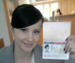Отзыв Ирины о получении визы в США для работы за рубежом на лайнере