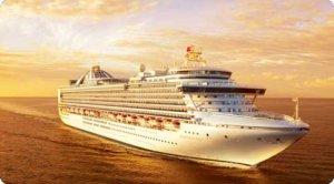 Вакансии на сентябрь для работы на лайнеры Princess Cruises