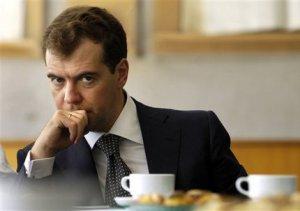 Медведев Россия созрела для отмены виз с ЕС