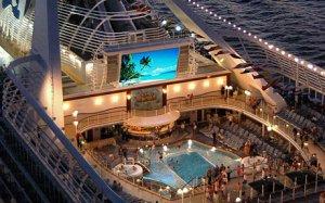 Princess Cruises объявляет набор для работы на круизных лайнерах